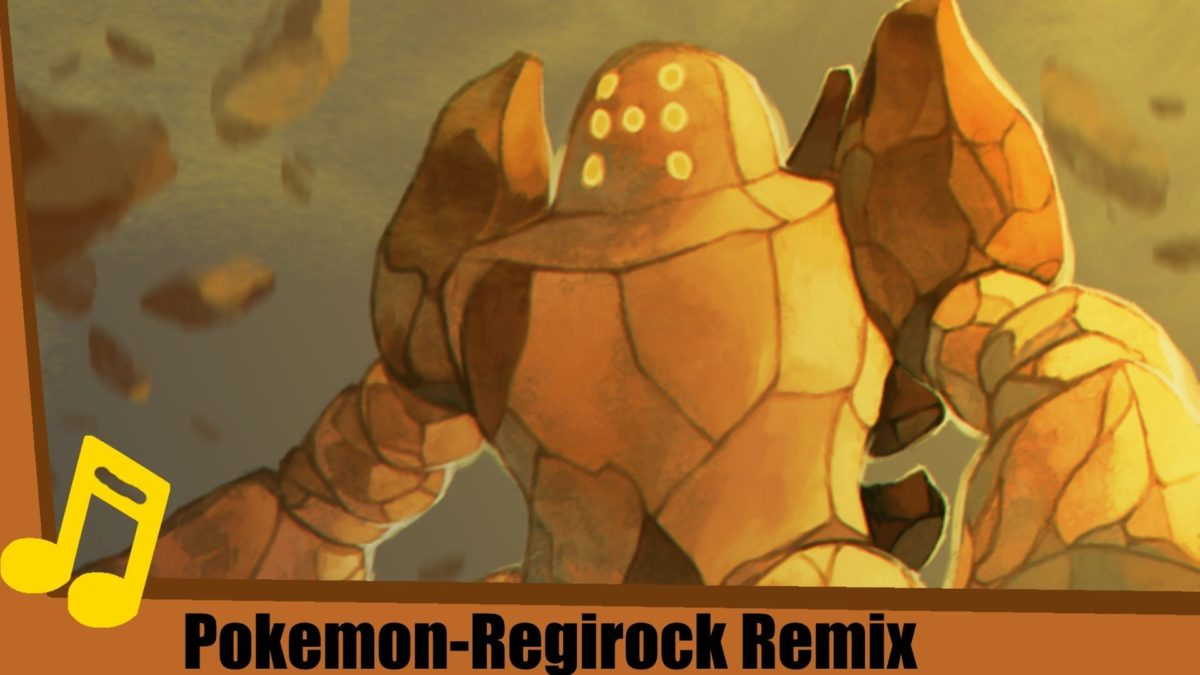 Legendary Rock Golem (Regirock Remix) – YouTube