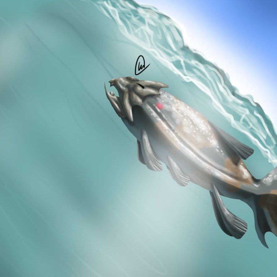 Realistic Relicanth by haruyo78 on DeviantArt