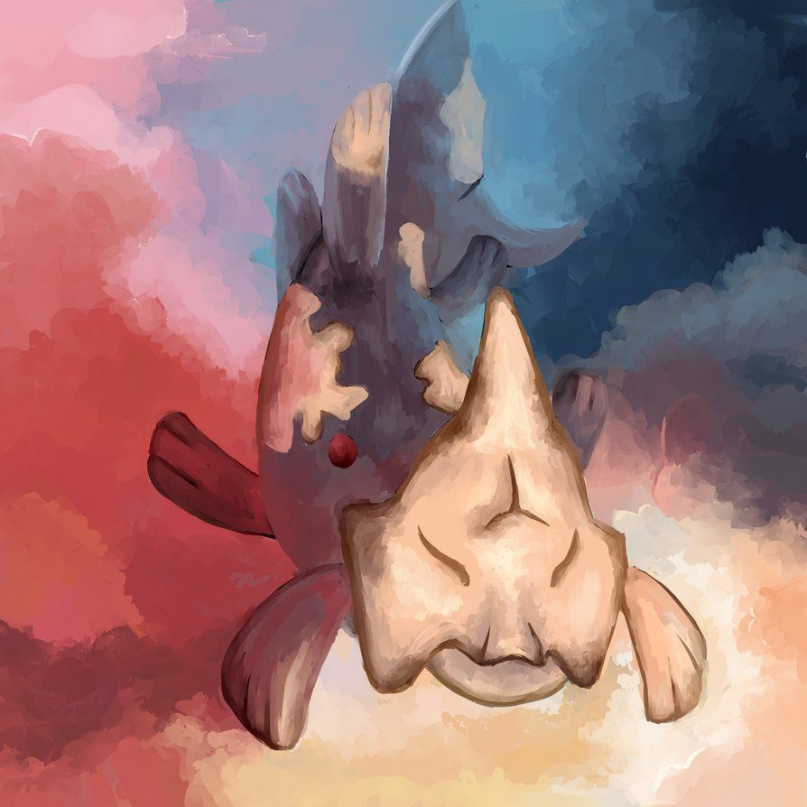 Relicanth by Tychea on DeviantArt