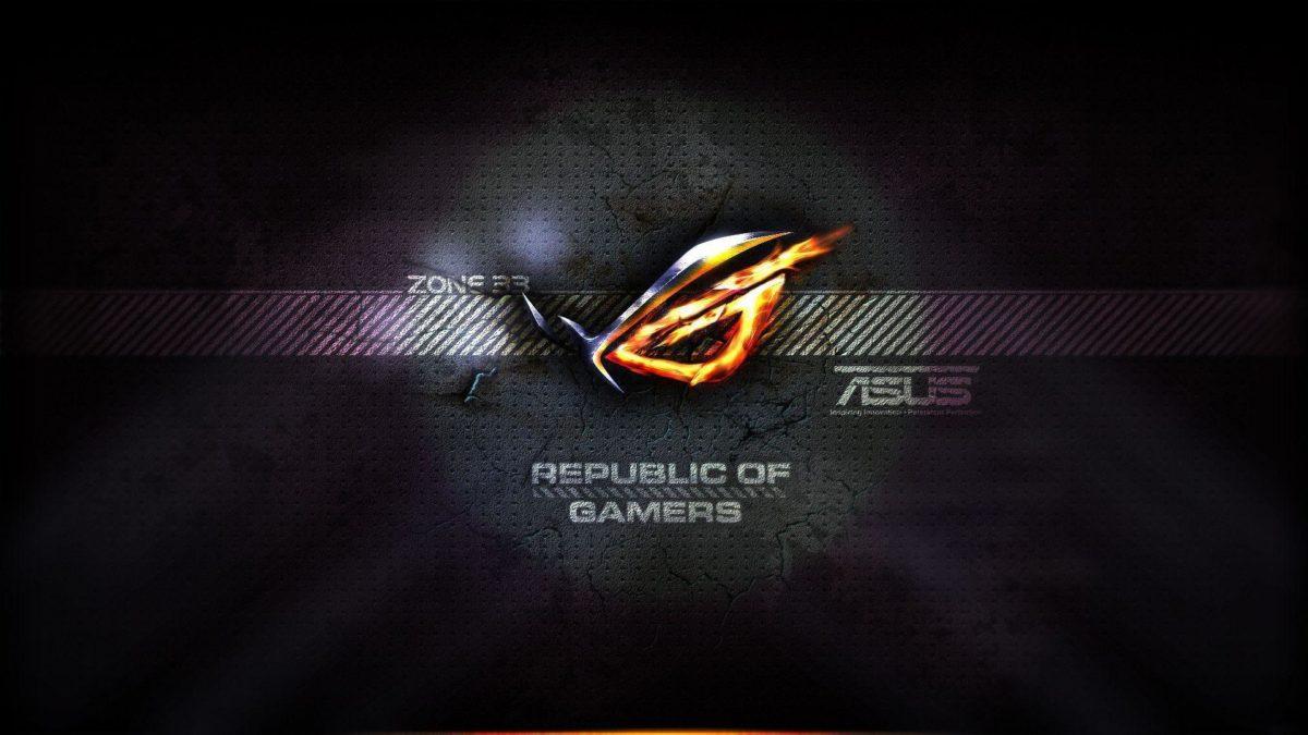 Asus – Republic of Gamers wallpaper – 408561