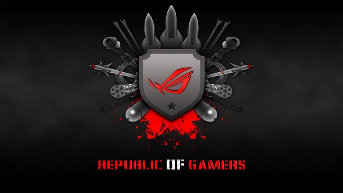 Republic of Gamers Wallpaper #