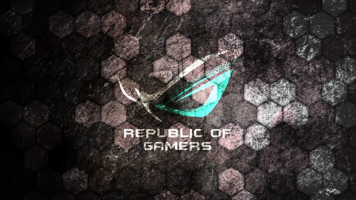 Republic Of Gamers Wallpapers ! – Taringa!