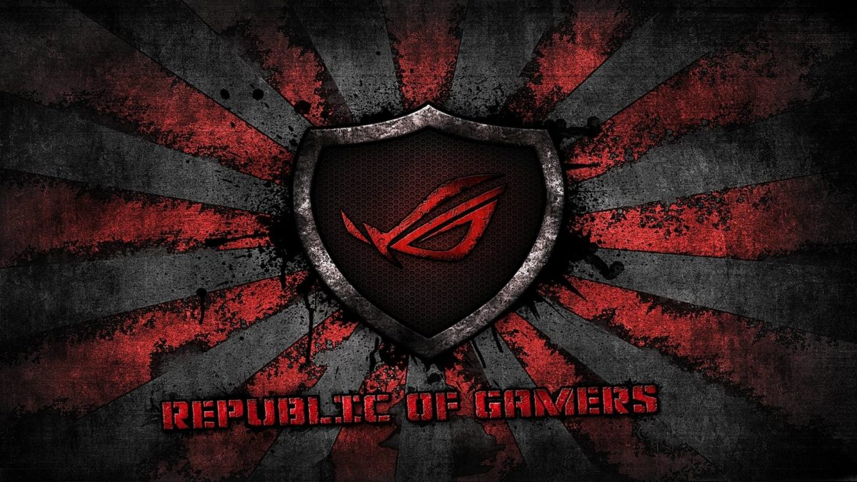 Classic Republic of Gamers Exclusive HD Wallpapers #6781