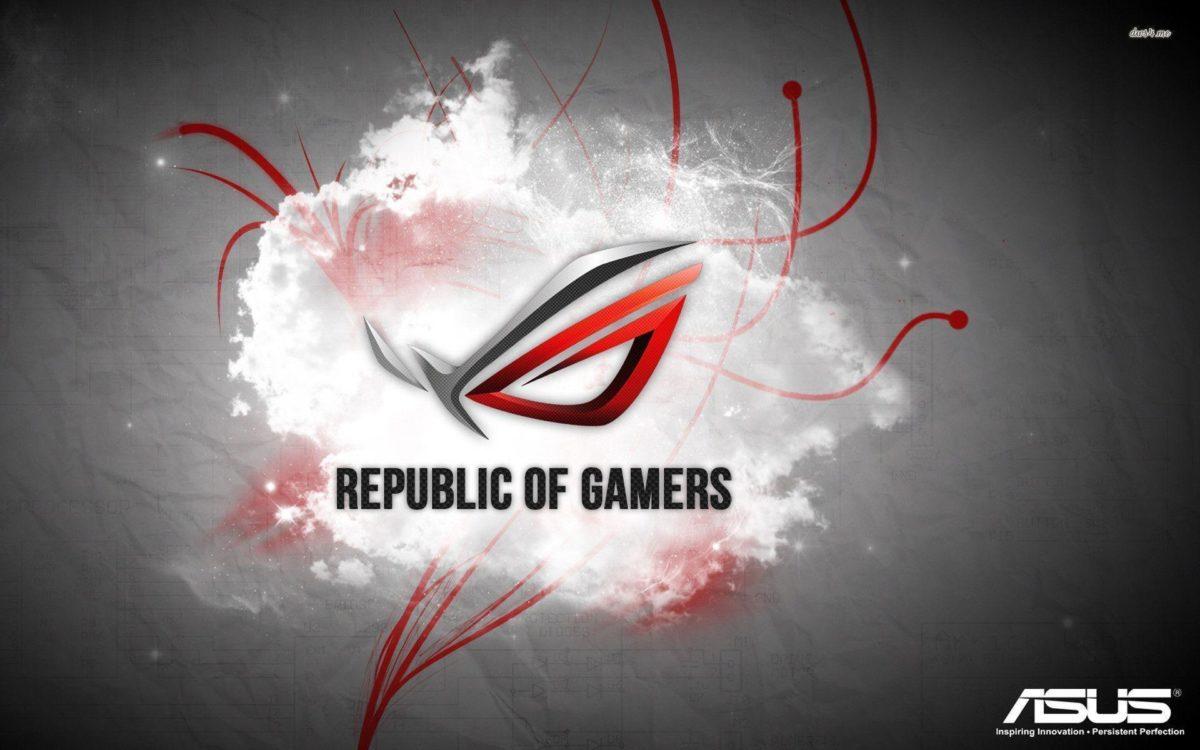Republic of Gamers wallpaper – Computer wallpapers – #