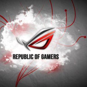 download Republic of Gamers wallpaper – Computer wallpapers – #