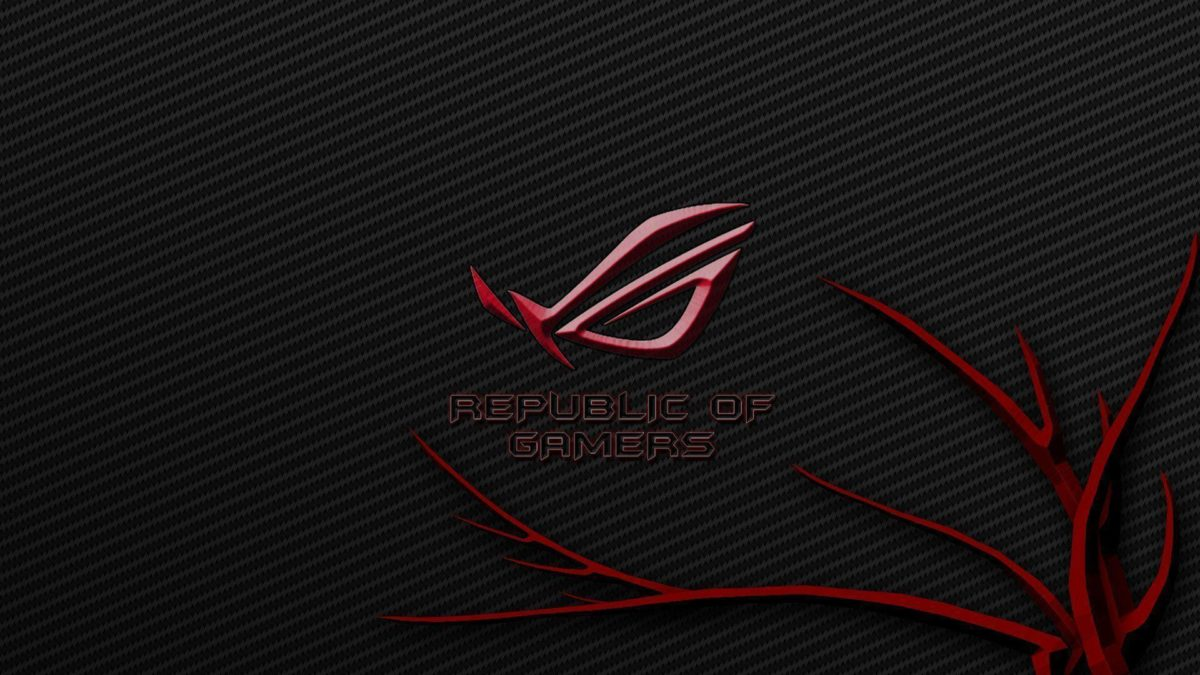 Republic Of Gamers Wallpaper Background #5493 | Hdwidescreens.