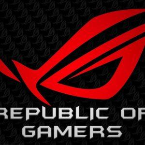 download Republic Of Gamers Wallpaper 28442 Wallpapers HD | colourinwallpaper.