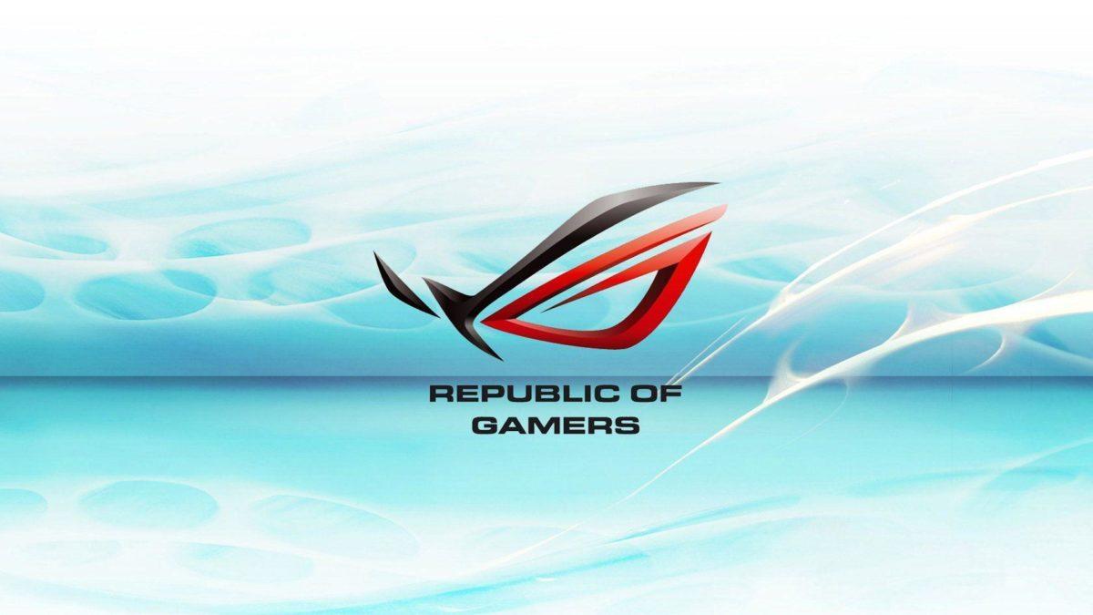 Asus Republic Of Gamers Wallpaper #1054 | TanukinoSippo.