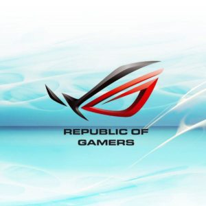 download Asus Republic Of Gamers Wallpaper #1054 | TanukinoSippo.
