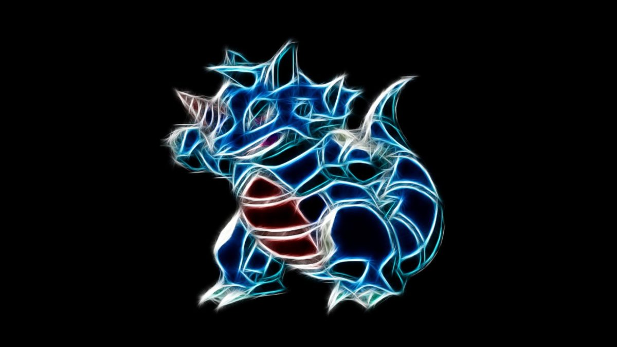 Rhydon by TheBlackSavior on DeviantArt