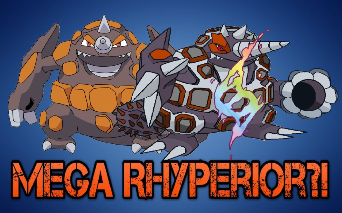 Mega Rhyperior – YouTube
