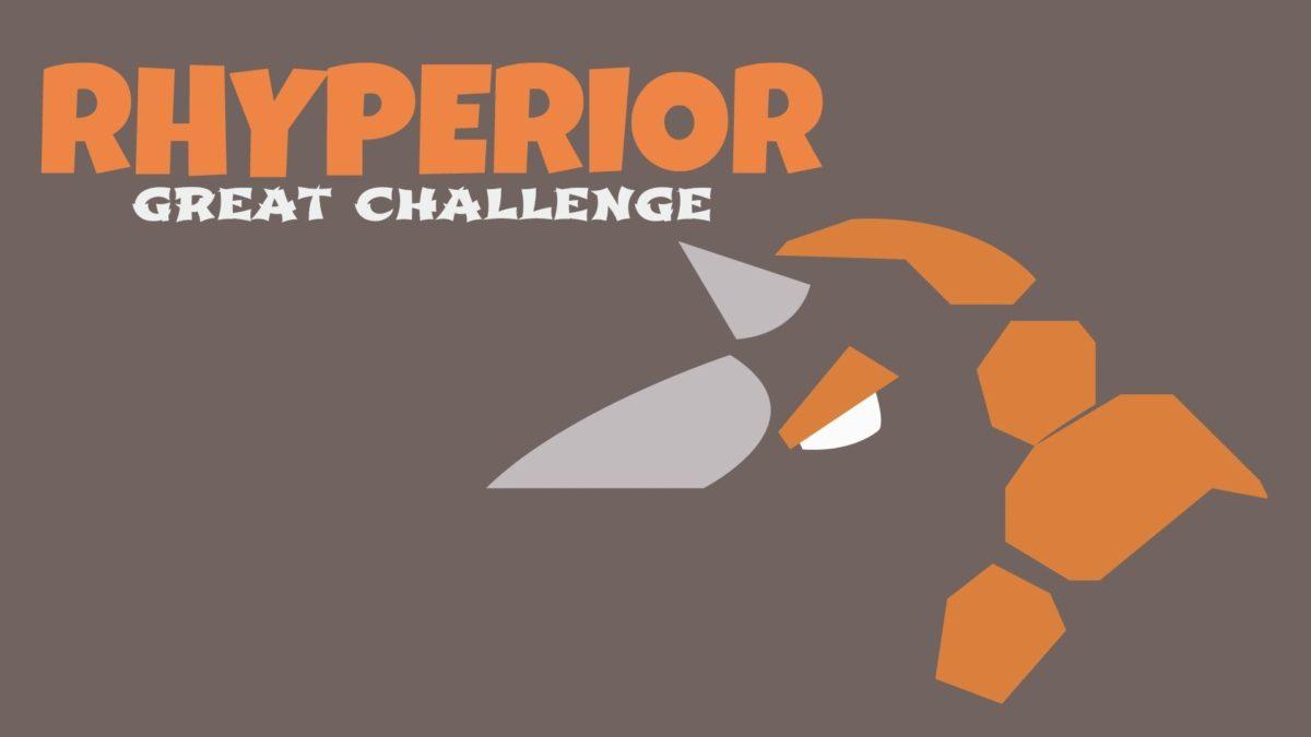 POKÉMON SHUFFLE MOBILE | Rhyperior (itemless) | Great Challenge …