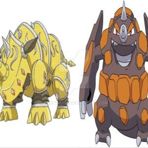 download Rhinomon vs Rhyperior by fukata246 on DeviantArt