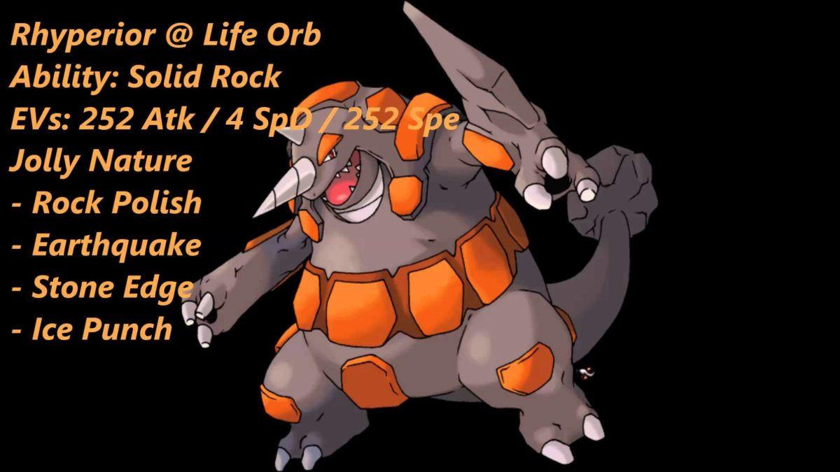 Pokemon Special: Rhyperior – COMING IN LIKE A WRECKING BALL! – YouTube
