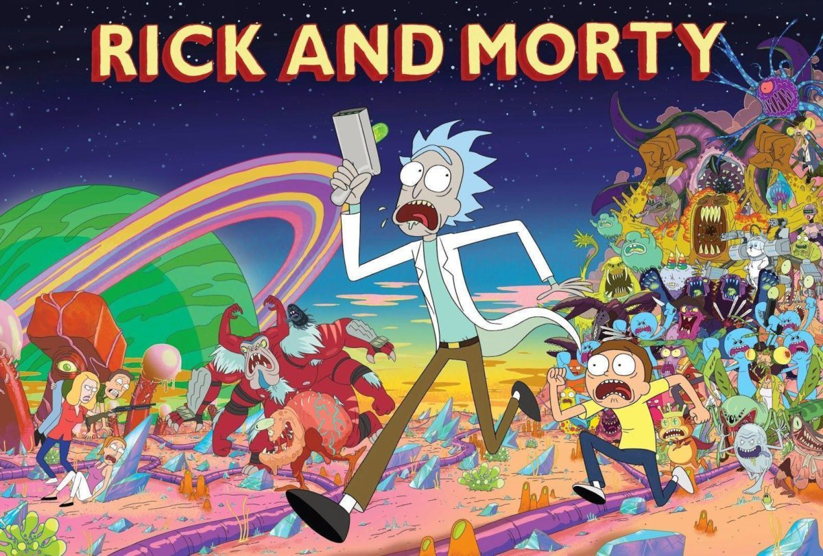 176 Rick And Morty HD Wallpapers | Backgrounds – Wallpaper Abyss