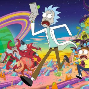 download Rick and Morty HD Wallpaper | 1920×1080 | ID:56257