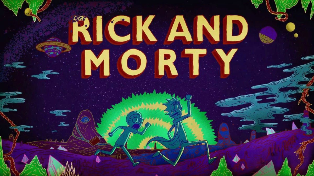 Rick and Morty HD Wallpapers and Backgrounds