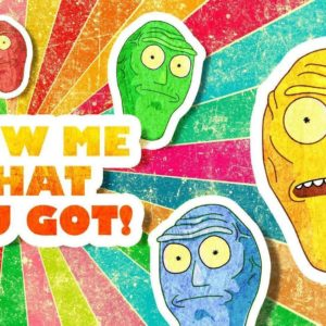 download Rick and Morty HD Wallpapers and Backgrounds