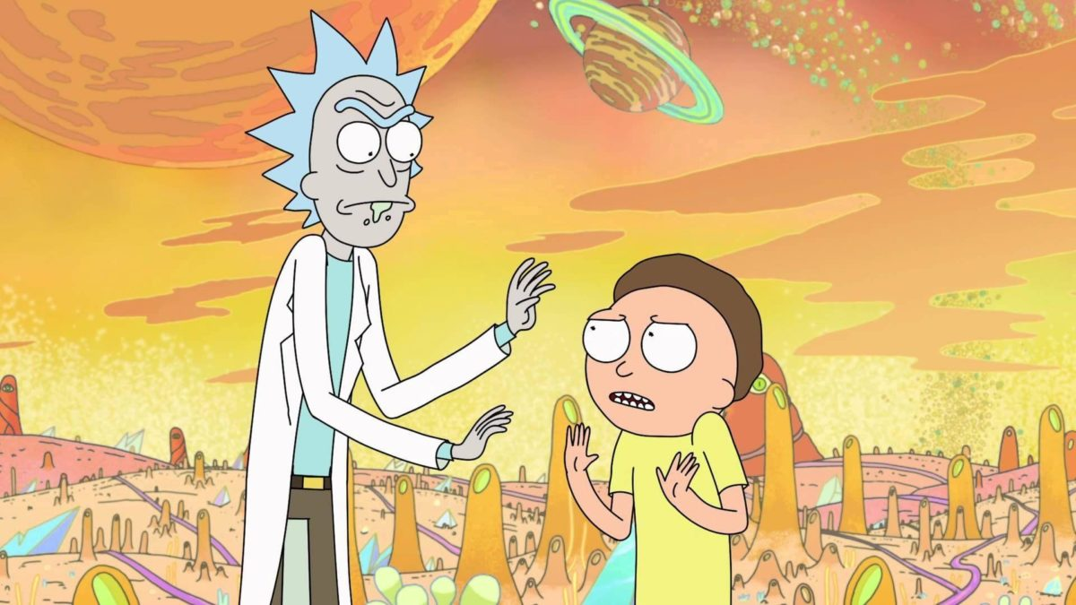 Rick and Morty – Rick and Morty Wallpaper (1920×1080) (30717)