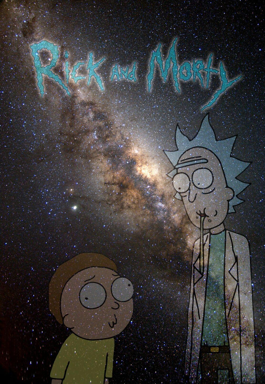 Rick and Morty wallpapers – Album on Imgur
