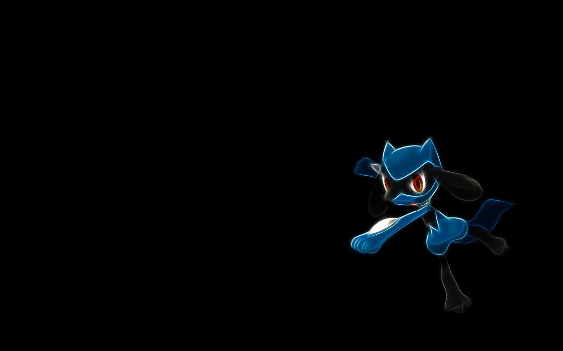 Riolu Wallpaper by Phase-One on DeviantArt