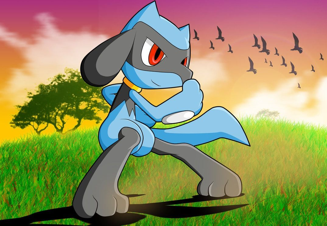 The Official Riolu Fan Club images Riolu (Concept) HD wallpaper and …