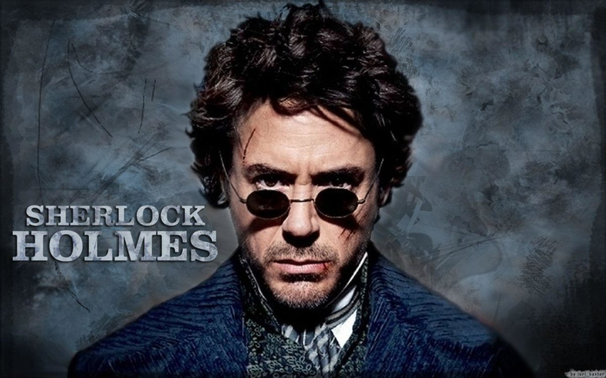 Holmes – Robert Downey Jr. as Sherlock Holmes Wallpaper (21116579 …