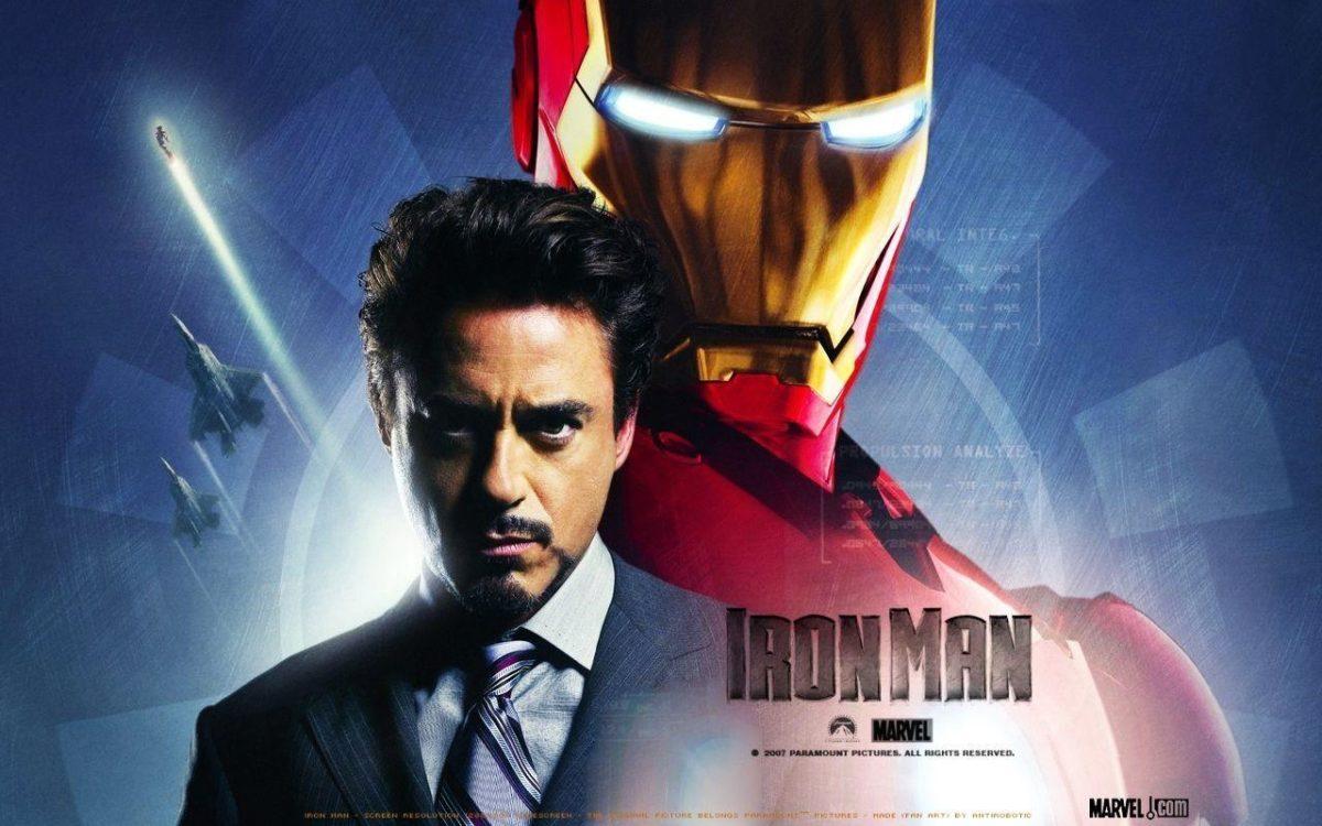 Robert Downey Jr Iron Man Wallpaper – Celebrities Powericare.