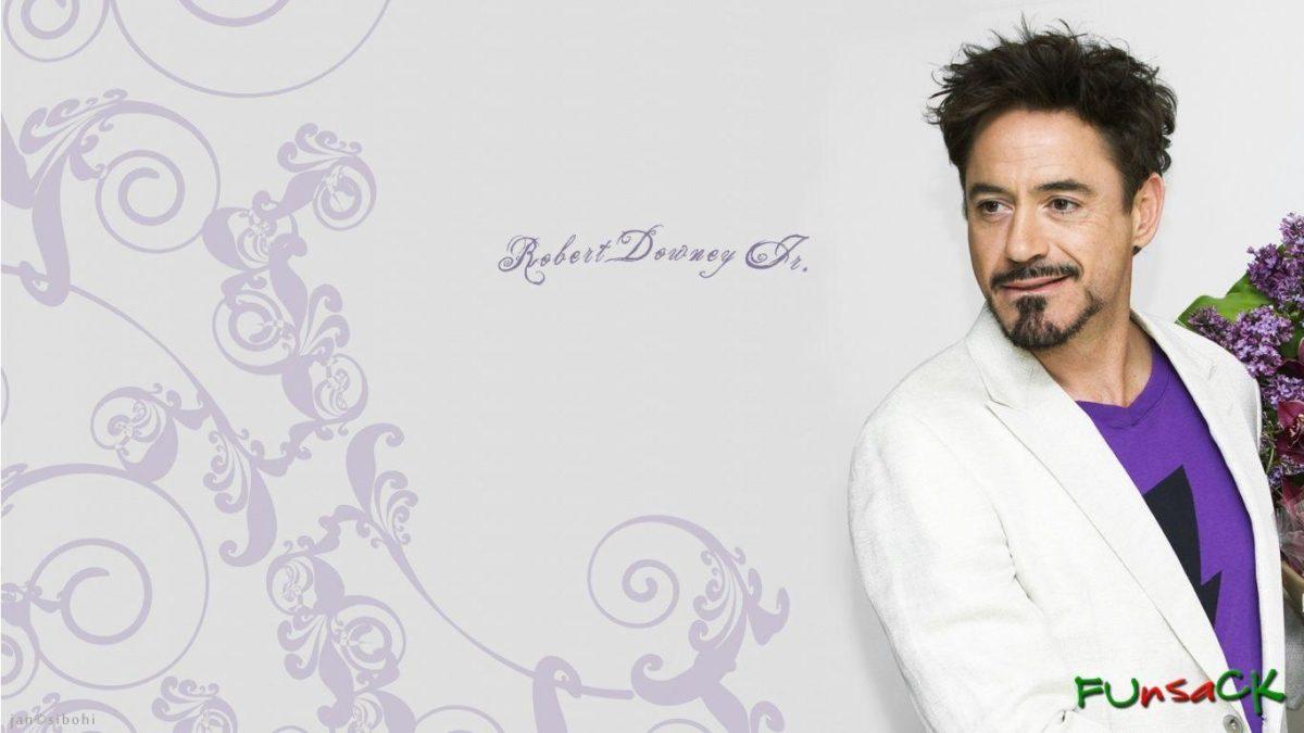 Robert Downey Jr High Quality Wallpaper – Celebrities Powericare.