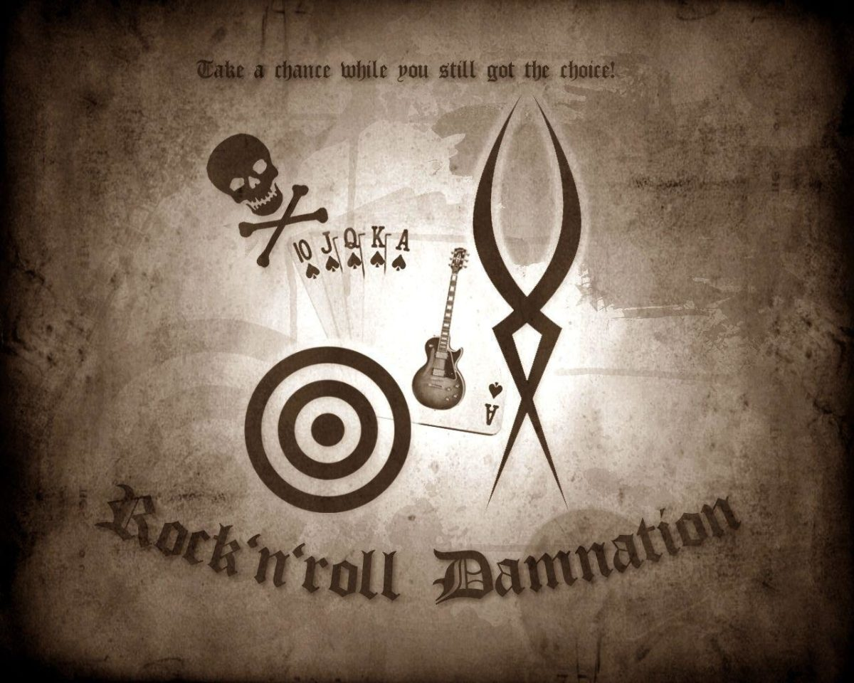1 Rock'n'roll Damnation HD Wallpapers | Backgrounds – Wallpaper Abyss