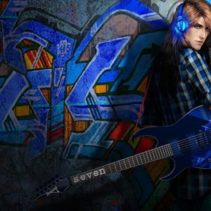 download Rock and roll man Graffiti Wallpaper   HD Wallpapers, Backgrounds …