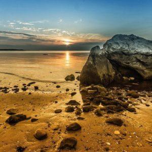 download Wallpaper Golden Rock Beach 1920 X 1080 Full Hd – 1920 x 1080 – Full …