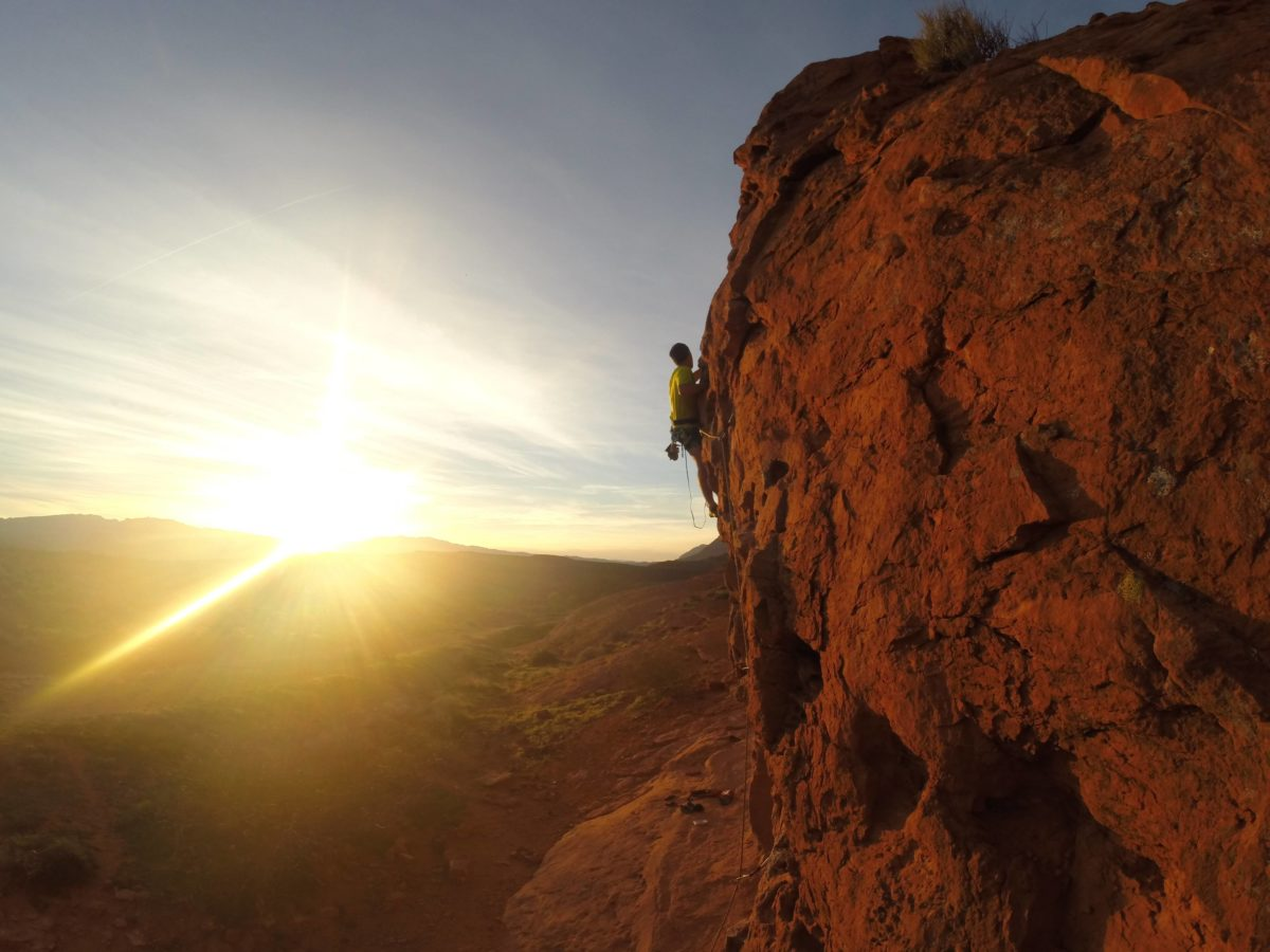 Rock Climbing Wallpapers High Quality | Download Free