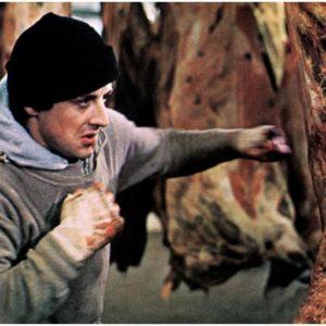 download Rocky Balboa training Wallpaper