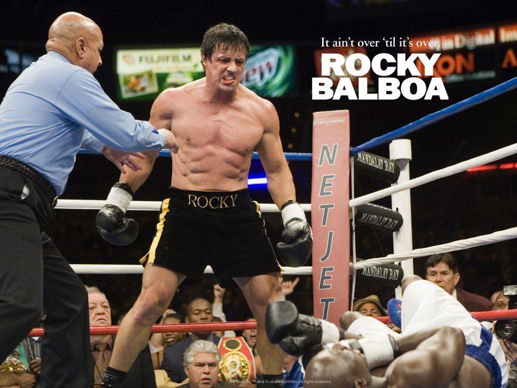 My Free Wallpapers – Movies Wallpaper : Rocky Balboa