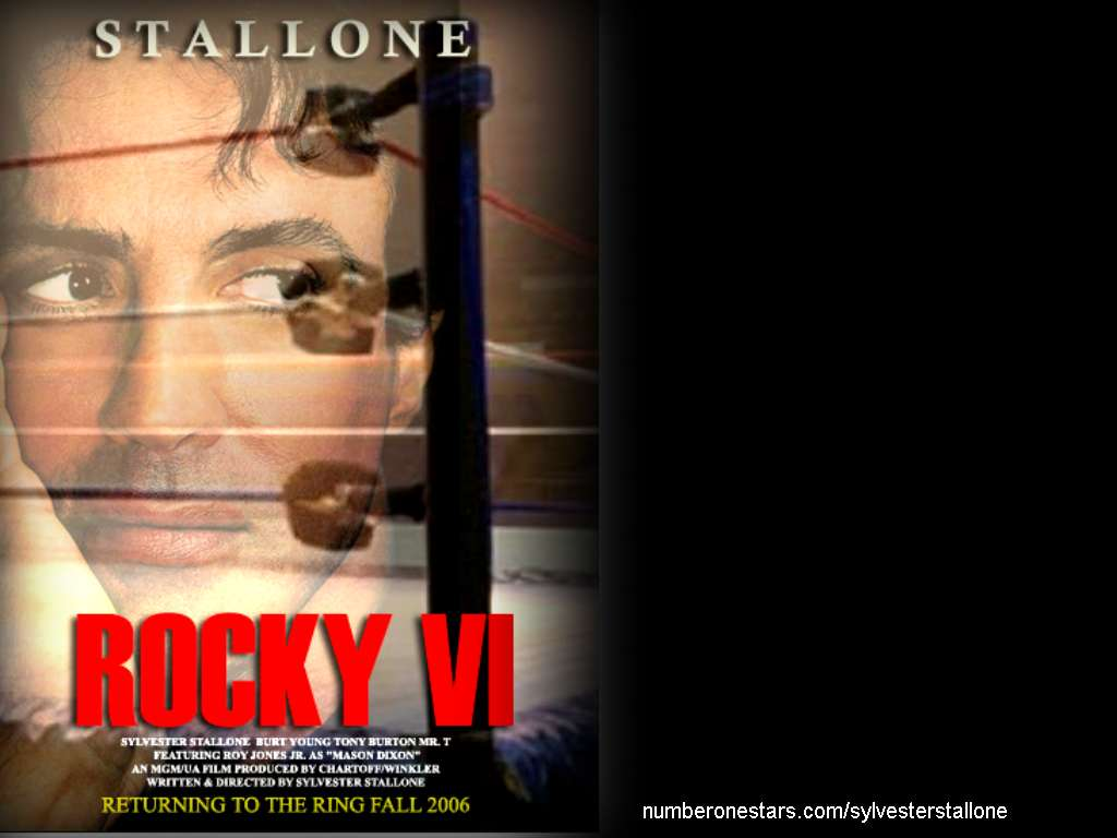 Rocky Balboa Wallpaper 1 / 1024×768 Pixel