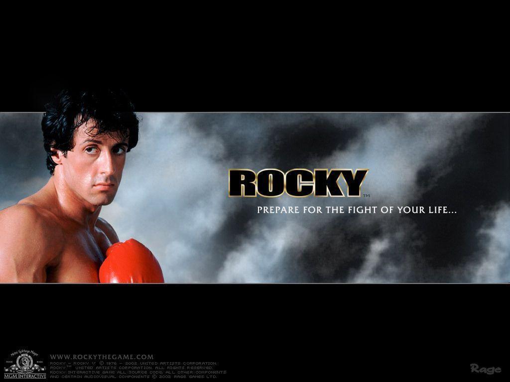 Sylvester Stallone as Rocky Balboa – Sylvester Stallone Wallpaper …