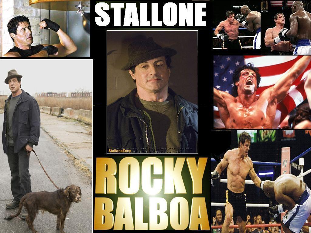 "Rocky Balboa"" Wallpaper"