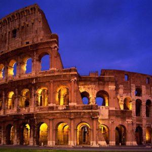 download El Coliseo de Roma Wallpaper Mundial Italia