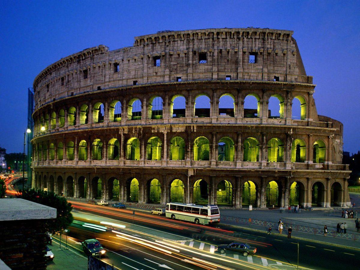 Coliseum Roma Architecture Desktop Wallpaper # #14670 Wallpaper …