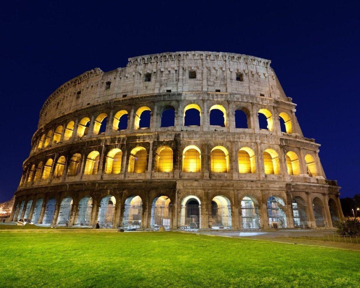 Colosseum Roma Wallpaper | Wallpaper HD | HD Desktop Backgrounds …