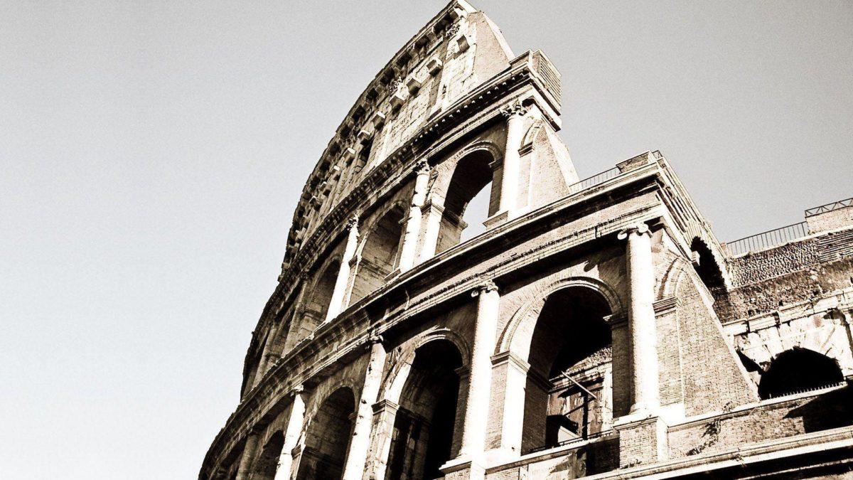 Italy, Colosseo, Roma (Coliseum, Rome) 1920*1080第26 Desktop …
