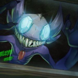 download 13 ghost of pokemon – SABLEYE by AstroZerk on DeviantArt