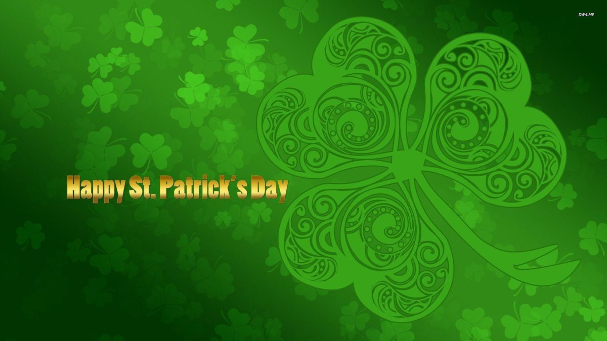 Happy Saint Patrick's Day wallpaper – Holiday wallpapers – #