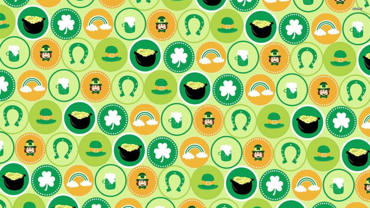 Saint Patrick's Day wallpaper – Holiday wallpapers – #