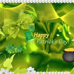 download Wallpapers For > Cute Animal St Patricks Day Wallpaper