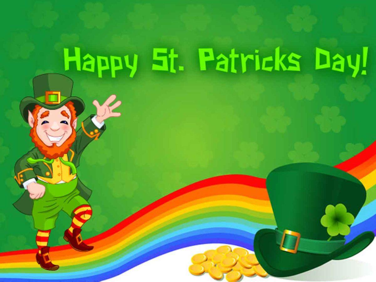 Free Wallpapers – Happy St. Patricks Day Wallpaper wallpaper