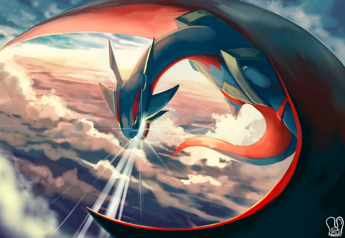 6 Salamence (Pokémon) HD Wallpapers | Background Images – Wallpaper …