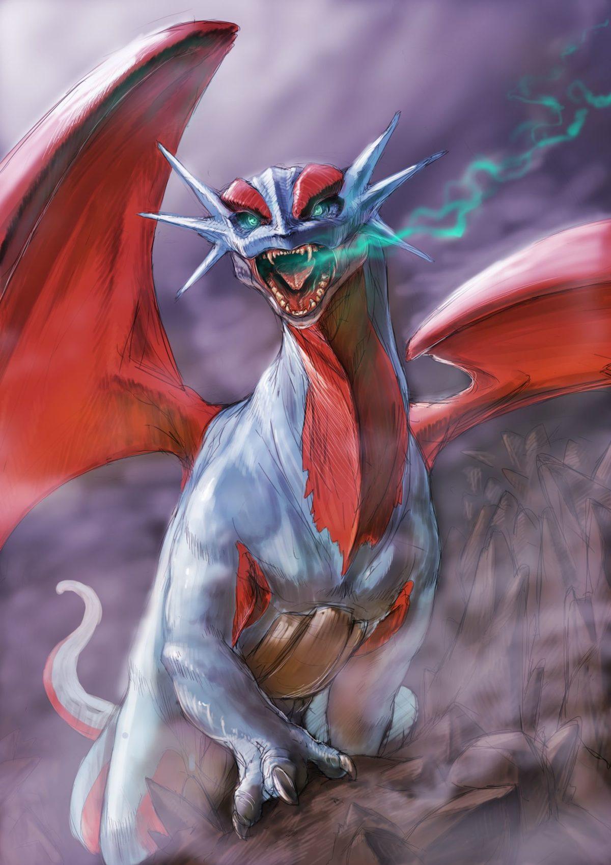 Salamence – Pokémon – Mobile Wallpaper #243845 – Zerochan Anime …