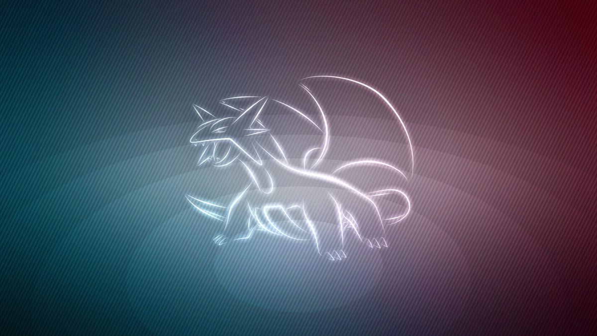 Download 3200×1800 Pokemon, Salamence Wallpapers – WallpaperMaiden